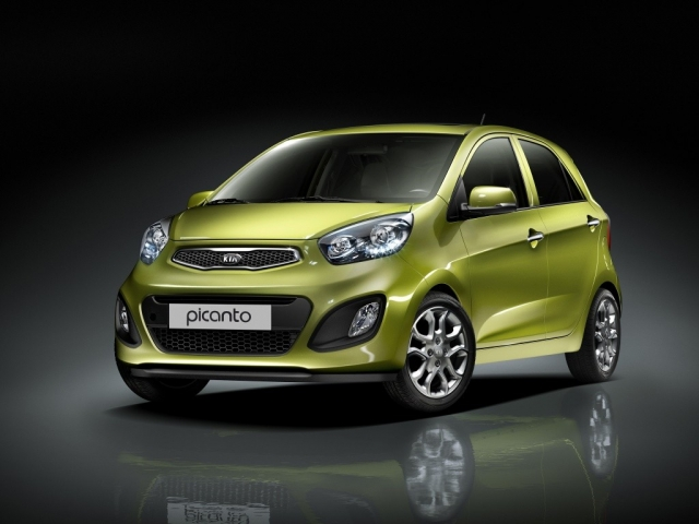 KIA PICANTO (MORNING) 2011-2016